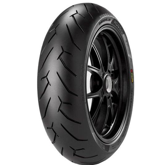 Pneu Pirelli Diablo Rosso II 130/70-17 62H TL