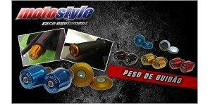 Peso Guidão Alumínio Classic Motostyle