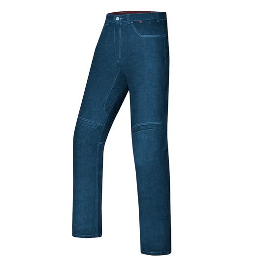 Calça Jeans Ride Kevlar X11 Azul