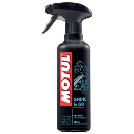 Motul E5 Shine E Go Frasco 400ml