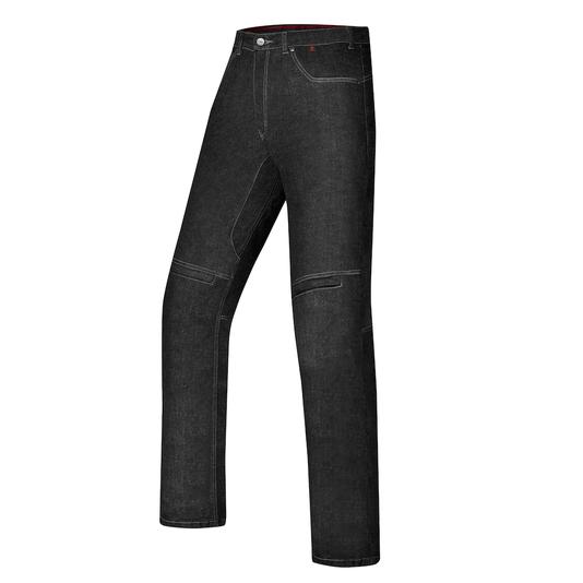 Calça Jeans Ride Kevlar X11 Preto