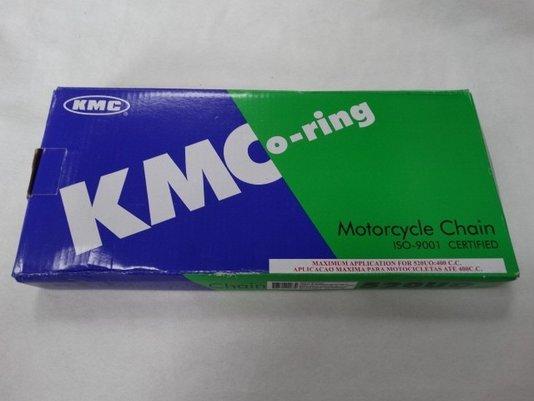 Corrente 520UO-108L KMC Oring c/ Retentor