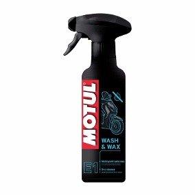 Motul E1 Wash E Wax 400ml