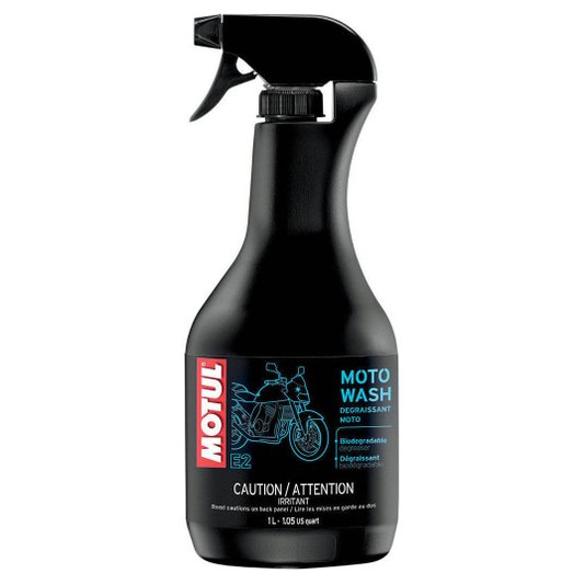 Motul E2 Moto Wash 1 Lt.