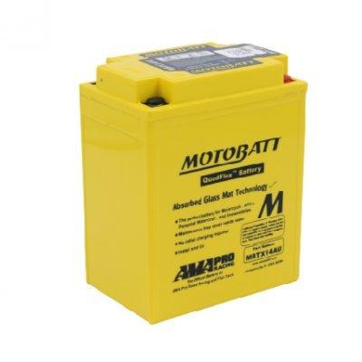Bateria Motobatt MBTX14AU 12V 16,5 AH CBX 750F