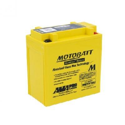 Bateria Motobatt MBTX16U 19AH CCA 250