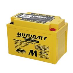 Bateria Motobatt MBTZ14S 12V 11.2 AH CCA 190