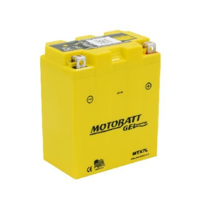Bateria Motobatt MTX7L 6AH CCA 105