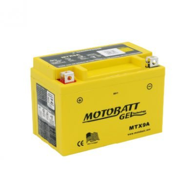 Bateria Motobatt MTX9A 8AH CCA 140