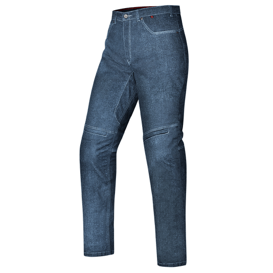 Calça Jeans X11 Ride Kevlar Feminina Azul