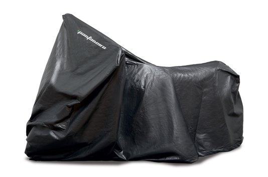 Capa P/ Moto Pantaneiro PVC Forrada Tam. P
