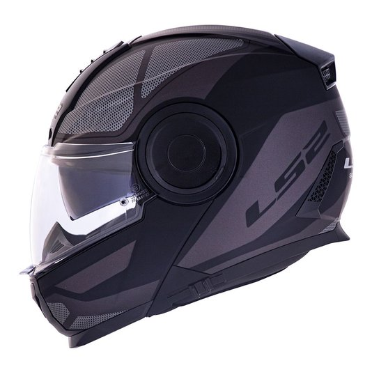 Capacete LS2 Scope FF902 Mask BLK/Titanium