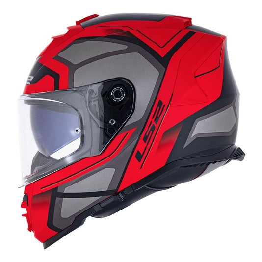 Capacete LS2 Storm FF800 Faster Fosco