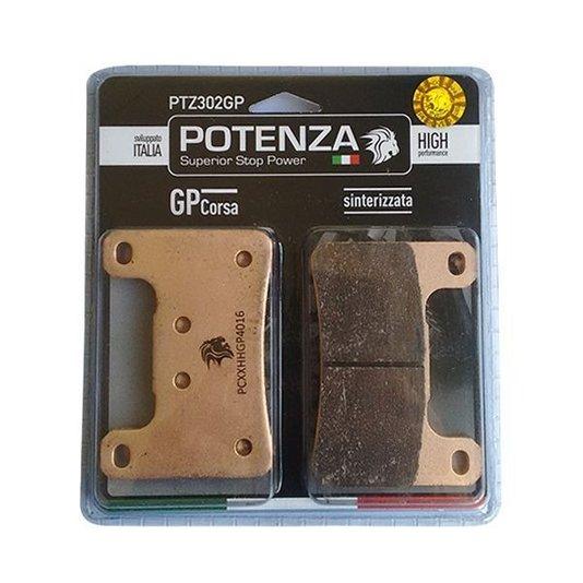 Pastilha Freio Potenza PTZ302GP Sinterizada