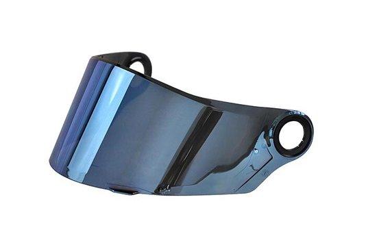 Viseira Capacete LS2 FF358/385 Iridium Blue