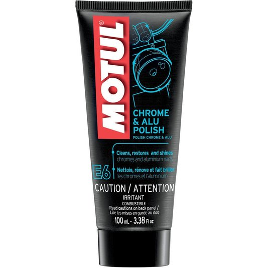 Motul  E6 Chrome E Aluminio Polish 100ml