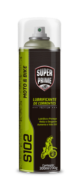 Lubrificante Corrente Pro Super Prime 300ML