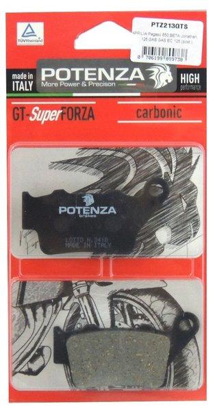 Pastilha Freio Potenza PTZ213GTS Carbonic GG