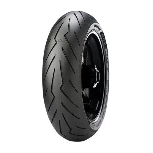 Pneu Pirelli 190/55-17 Diablo Rosso III 75W TL