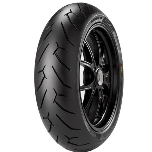 Pneu Pirelli Diablo Rosso II 180/55-17 73W TL