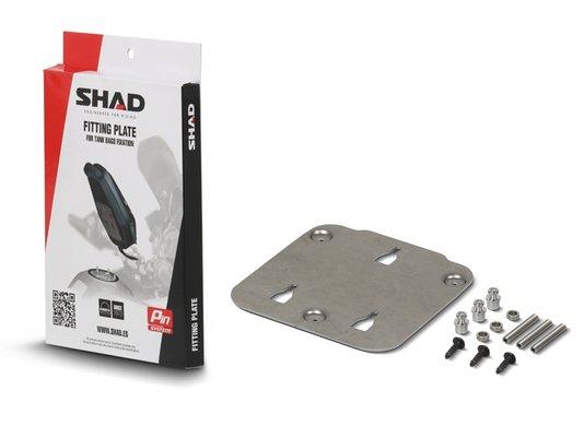 Suporte Pin System P/ Bolsa Tanque Shad X011PS Yamaha