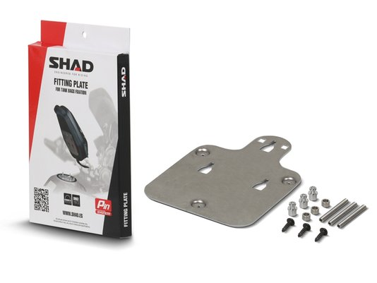 Suporte Pin System P/ Bolsa Tanque Shad X012PS Yamaha
