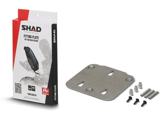 Suporte Pin System P/ Bolsa Tanque Shad X013PS Suzuki