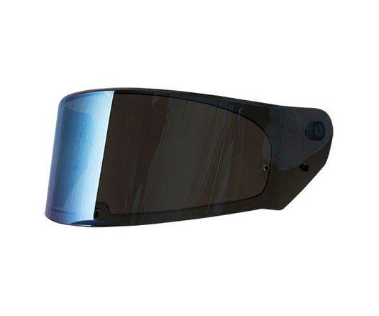 Viseira Capacete LS2 FF320/FF353 Espelhada Azul