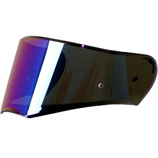 Viseira Capacete LS2 FF390 Breaker Iridium Raibow