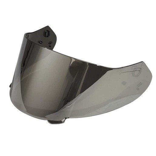 Viseira Capacete X11 Revo Prata Espelhada 2mm